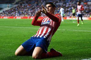 Diego Simeone : Saya Senang Dengan Dampak Morata
