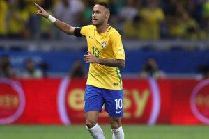 Ayah Neymar Yakin Anaknya Akan Menginspirasi