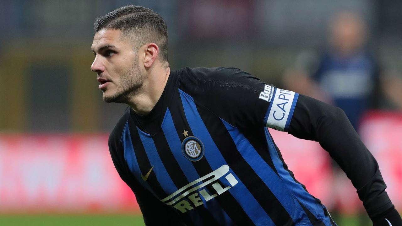 Mauro Icardi Akan Absen Hadapi Eintracht Frankfurt