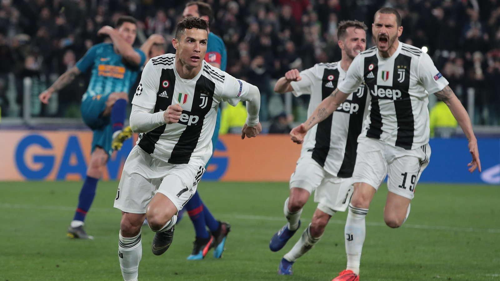 Massimiliano Allegri Memuji Hattrick Cristiano Ronaldo