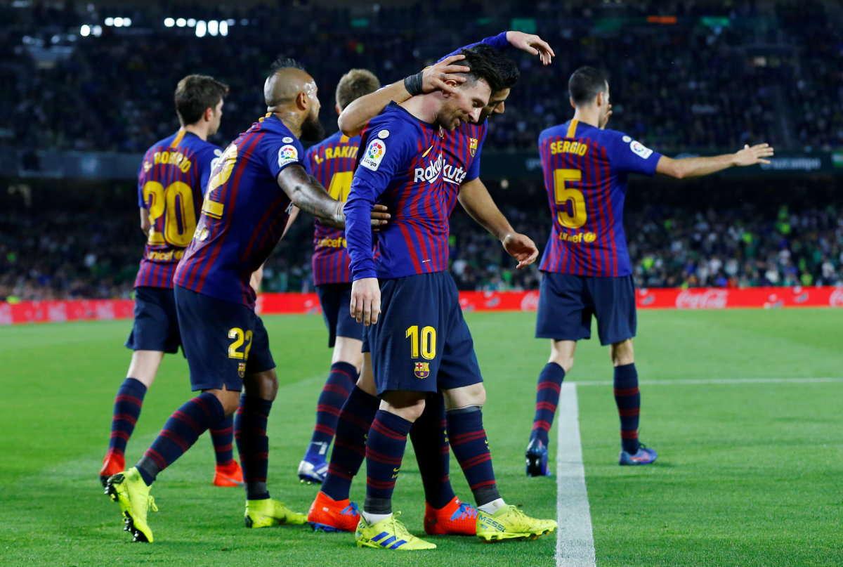 Busquets : Kami Beruntung Memiliki Lionel Messi
