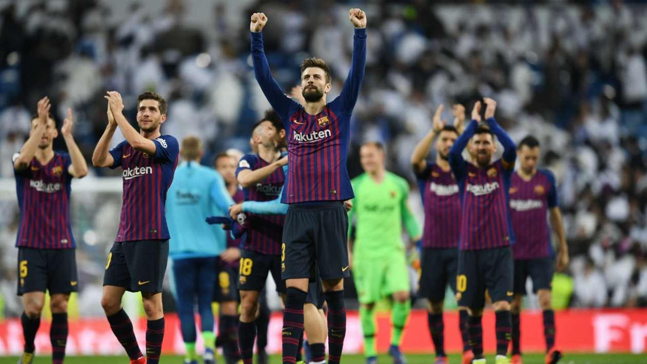 Pique : Treble? Barcelona Harus Tetap Rendah Hati