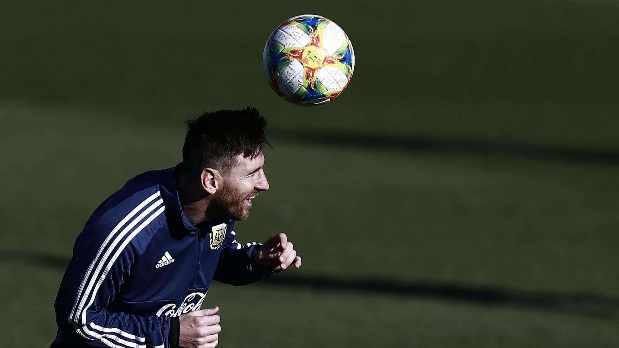 Lionel Scaloni : Tidak Ada Kata-Kata Untuk Menggambarkan Messi