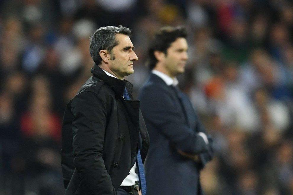 Valverde Senang Dengan Kinerja Timnya Hadapi Madrid