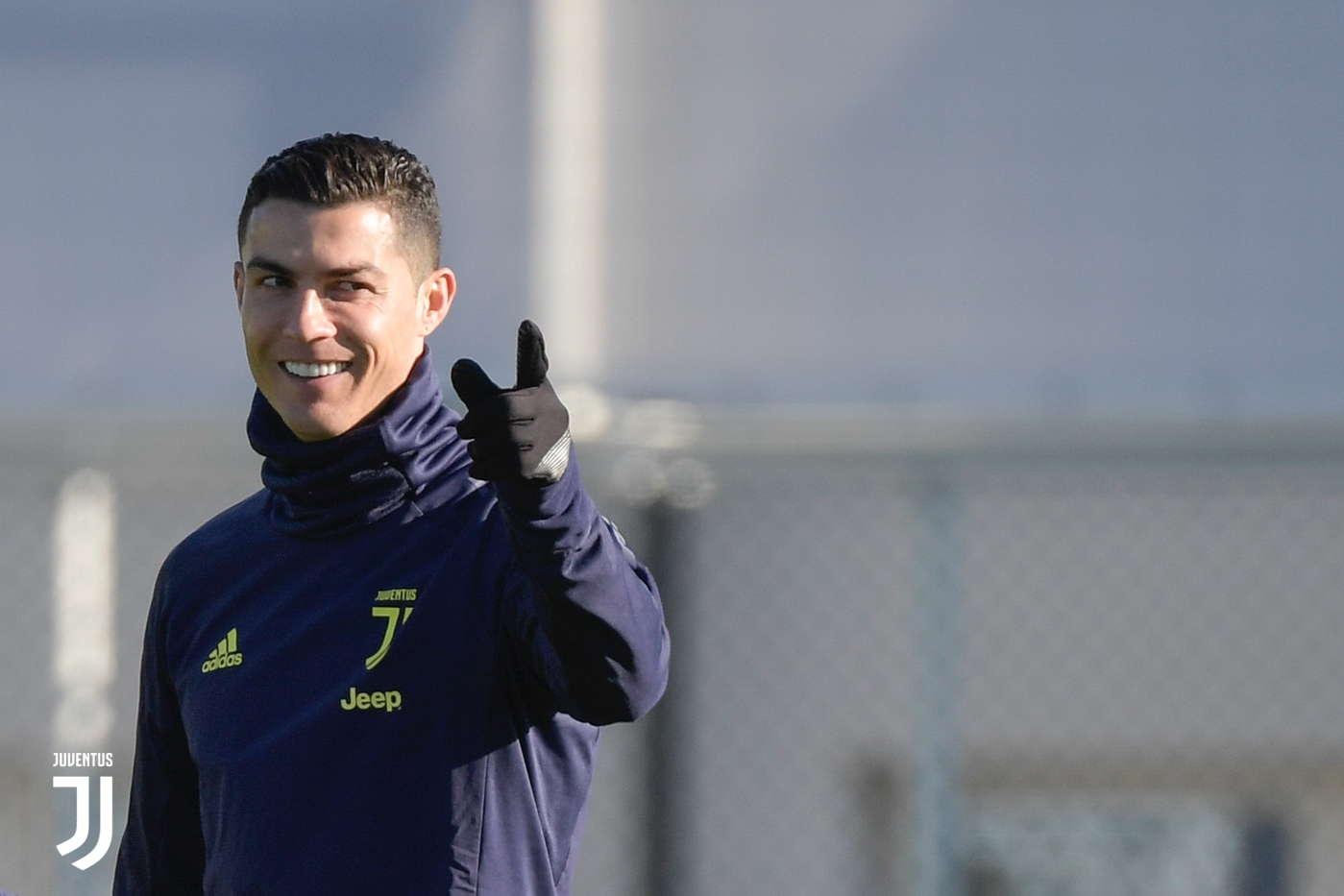 Cristiano Ronaldo Tidak Perkuat Juventus Hadapi Genoa