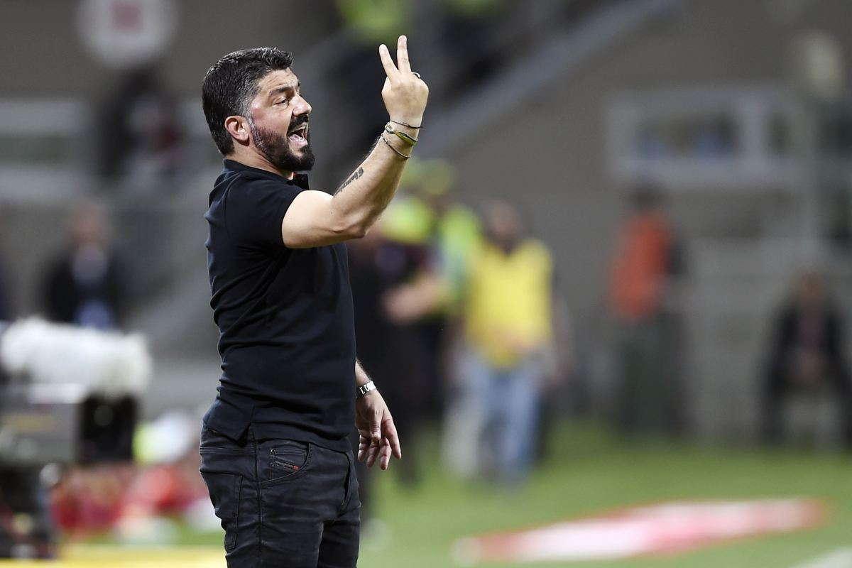 Gennaro Gattuso : AC Milan Harus Bangkit