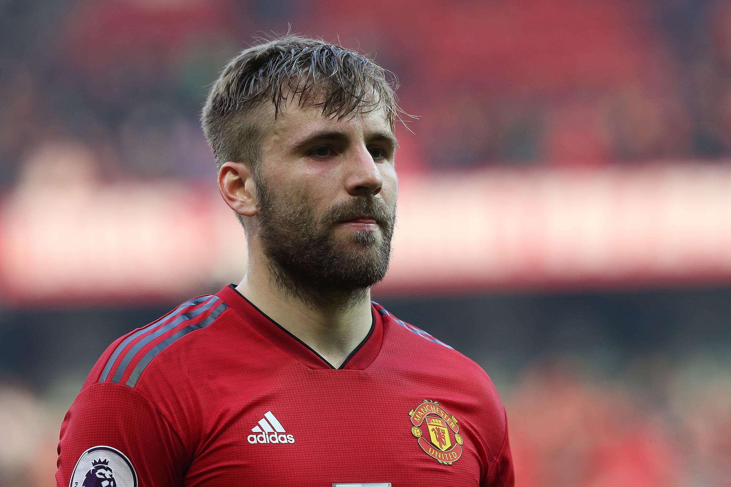 Lukaku : Luke Shaw Pemain Terbaik United Musim Ini