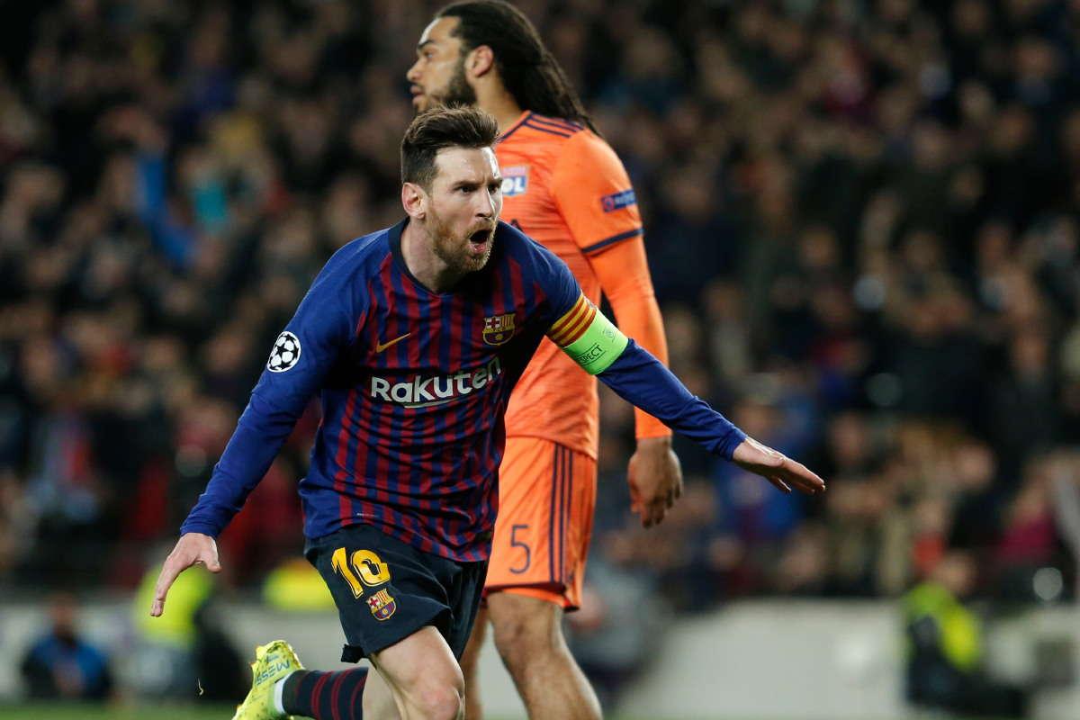 Ernesto Valverde : Lionel Messi Luar Biasa