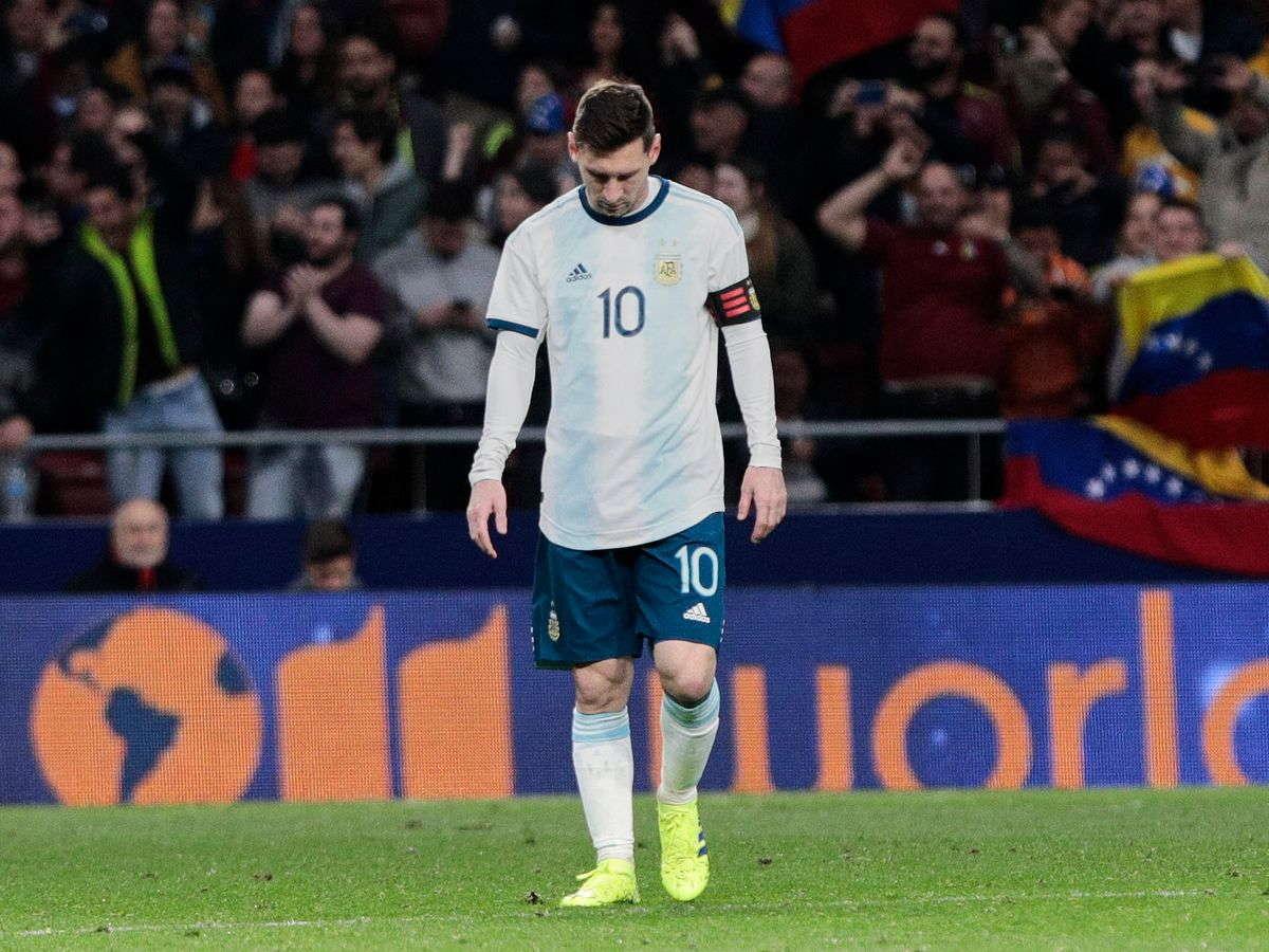 Maroko Frustasi Argentina Tanpa Lionel Messi