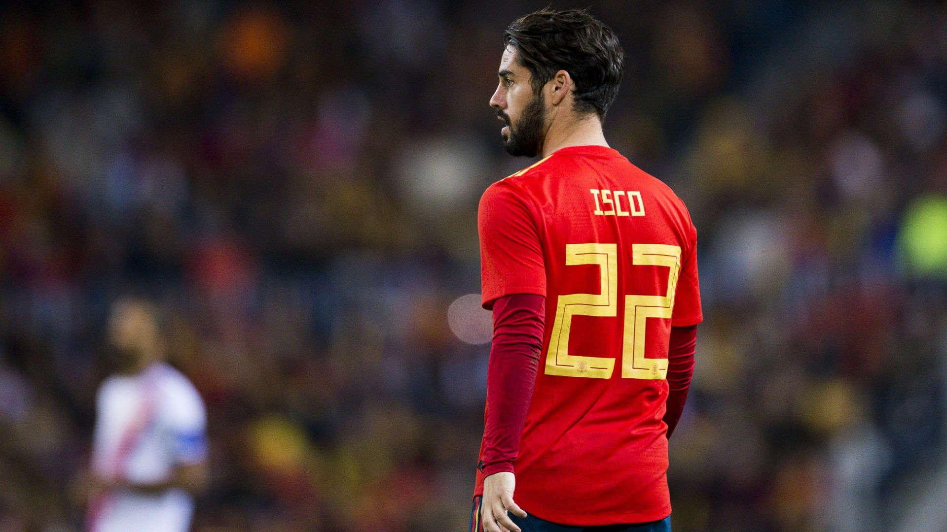 Isco Tidak Dipanggil Oleh Timnas Spanyol