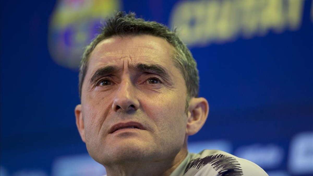 Valverde : Kondisi Lionel Messi Saat Ini Lebih Baik