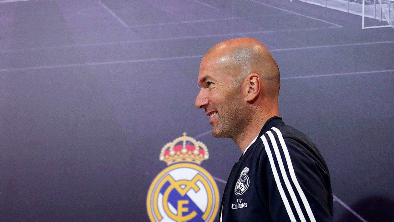 Zidane : Saya Tidak Ingin Bicarakan Musim Depan