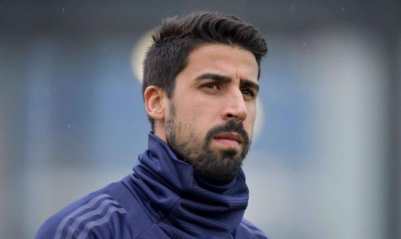 Sami Khedira Telah Kembali Berlatih Dengan Juventus