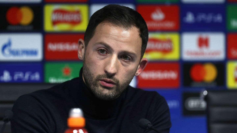 Schalke Resmi Memecat Domenico Tedesco