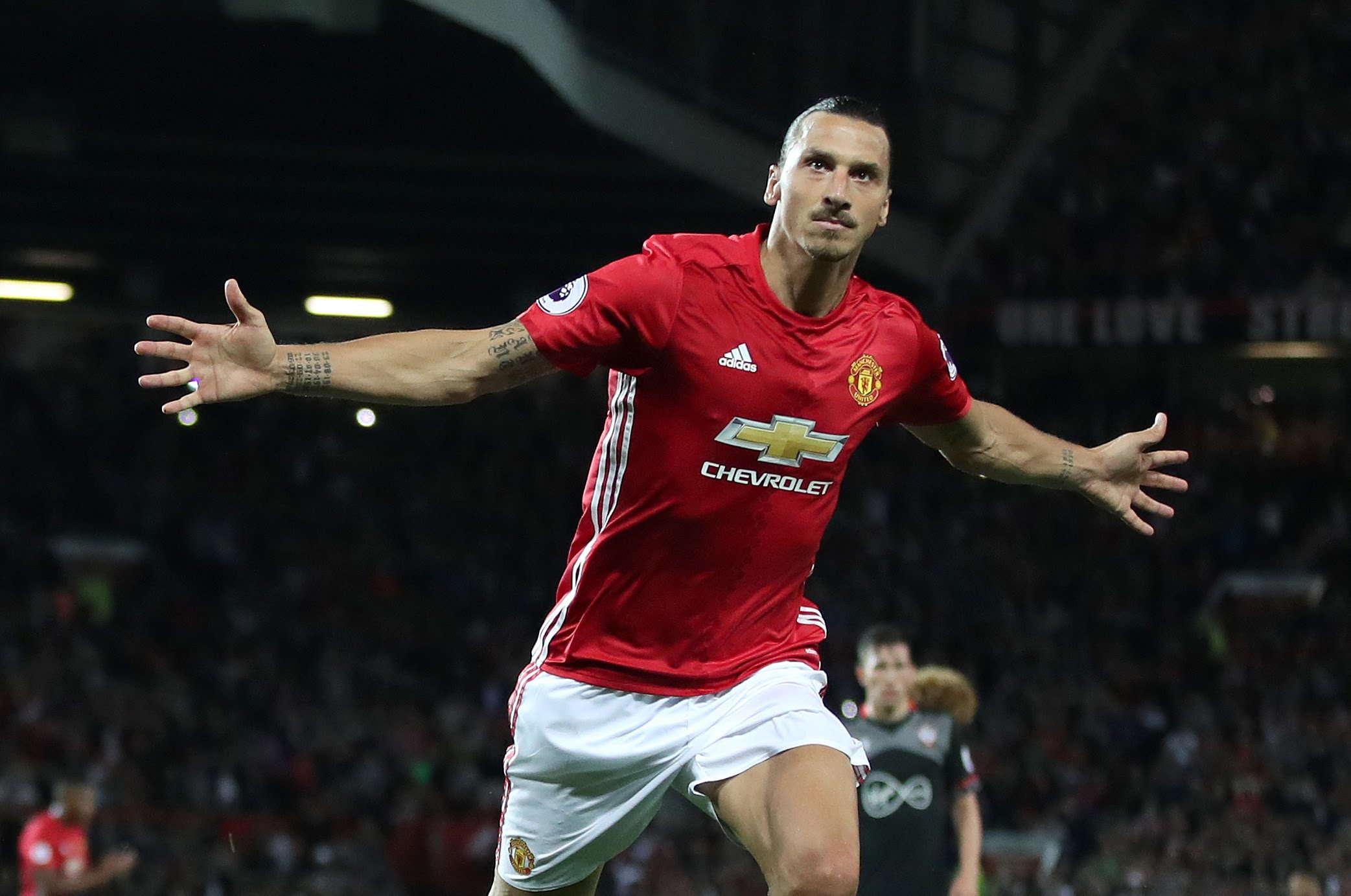 Ibrahimovic : United Selalu Dikaitkan Dengan Era Ferguson