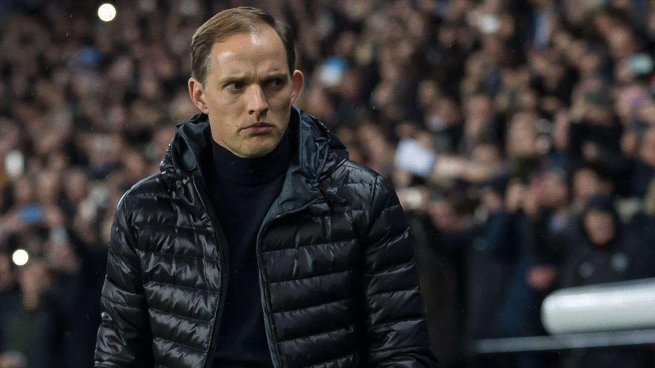 Thomas Tuchel : PSG Harus Bangkit Kembali
