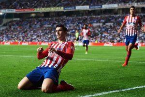 Morata : Saya Senang Berada Di Atletico Madrid