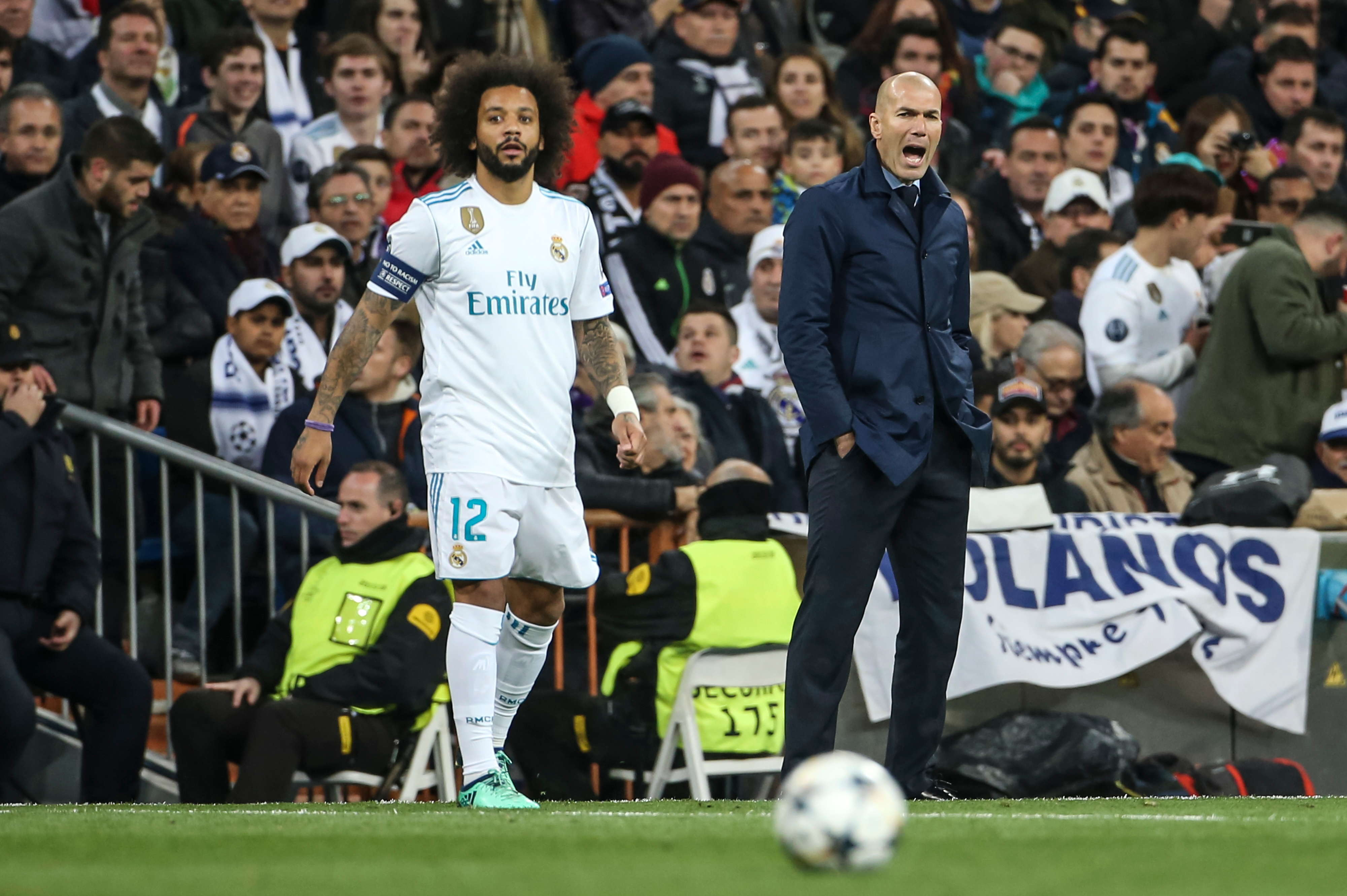 Zinedine Zidane Tidak Ingin Marcelo Di Jual
