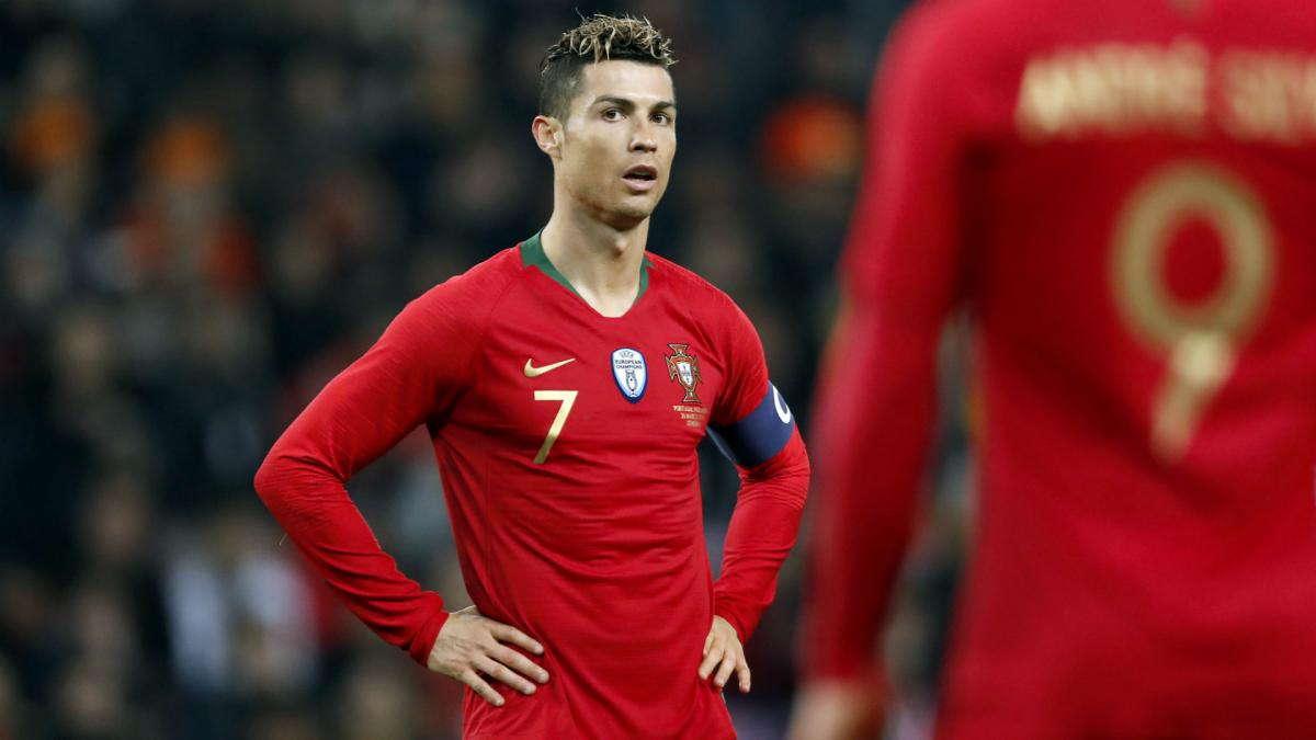 Ronaldo Kembali Ke Skuad Portugal Untuk Kualifikasi Euro 2020