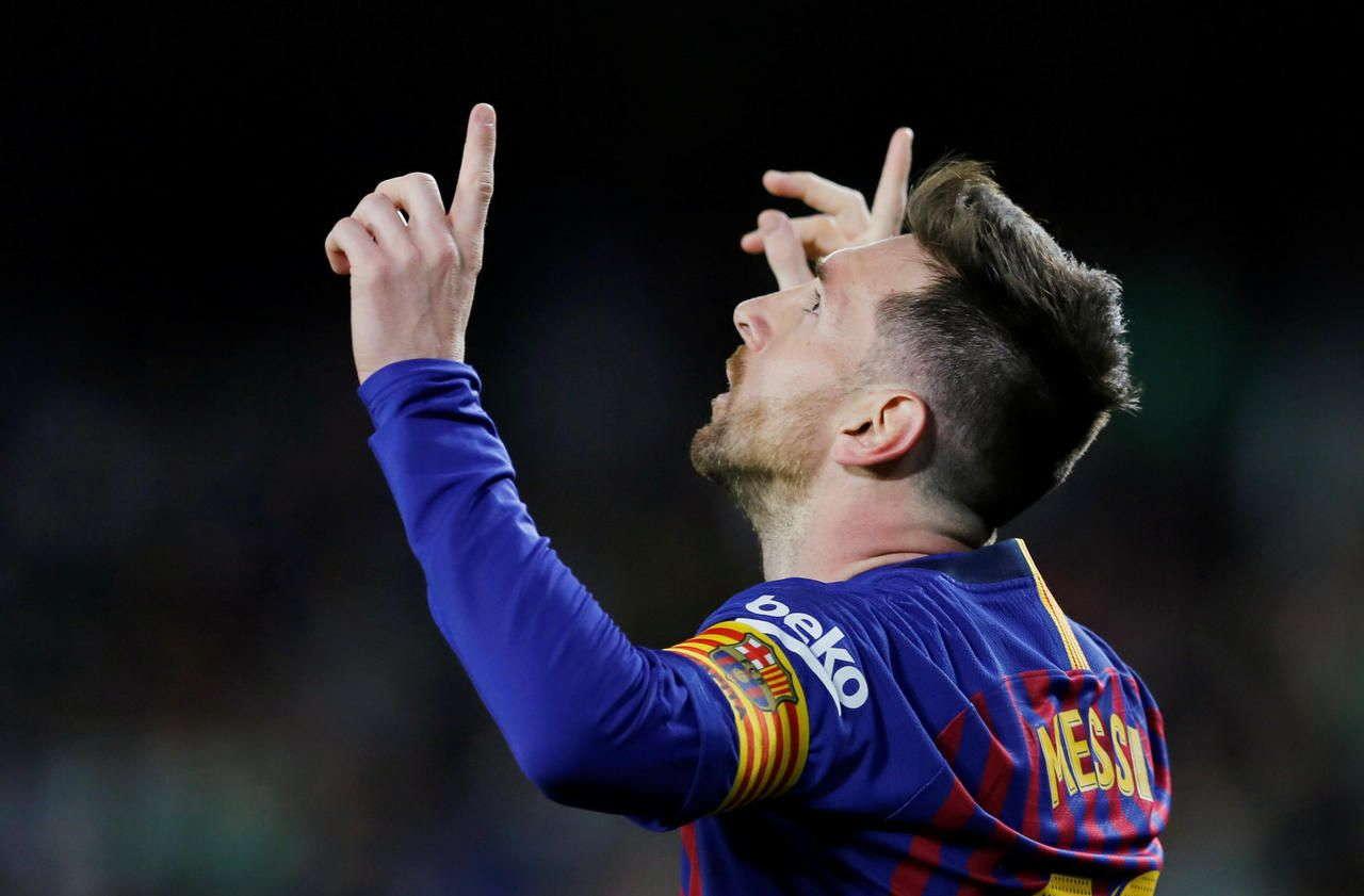 Lionel Messi : Kami Harus Manfaatkan Kekalahan Atletico