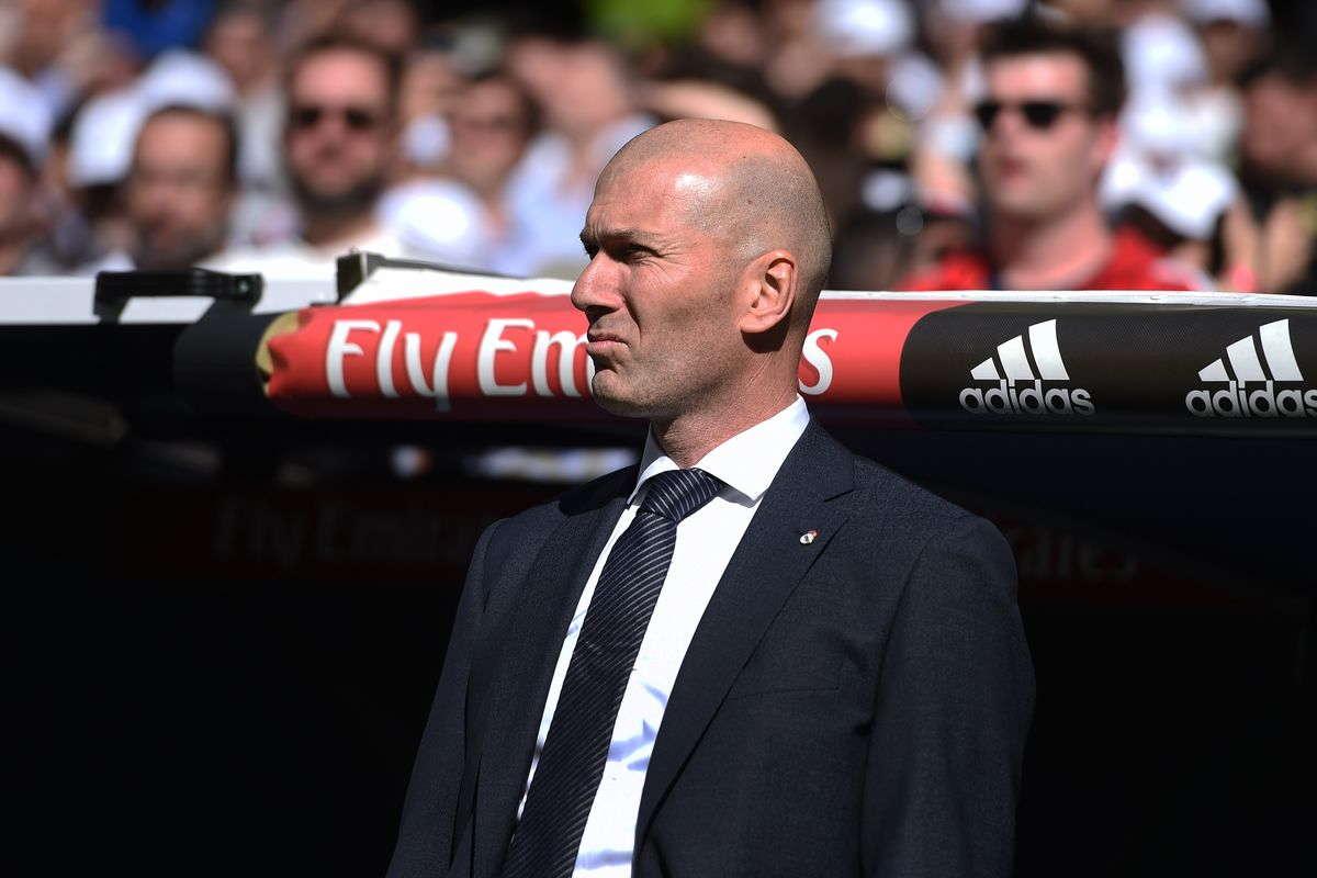 Zidane : Akan Ada Perubahan Di Musim Panas