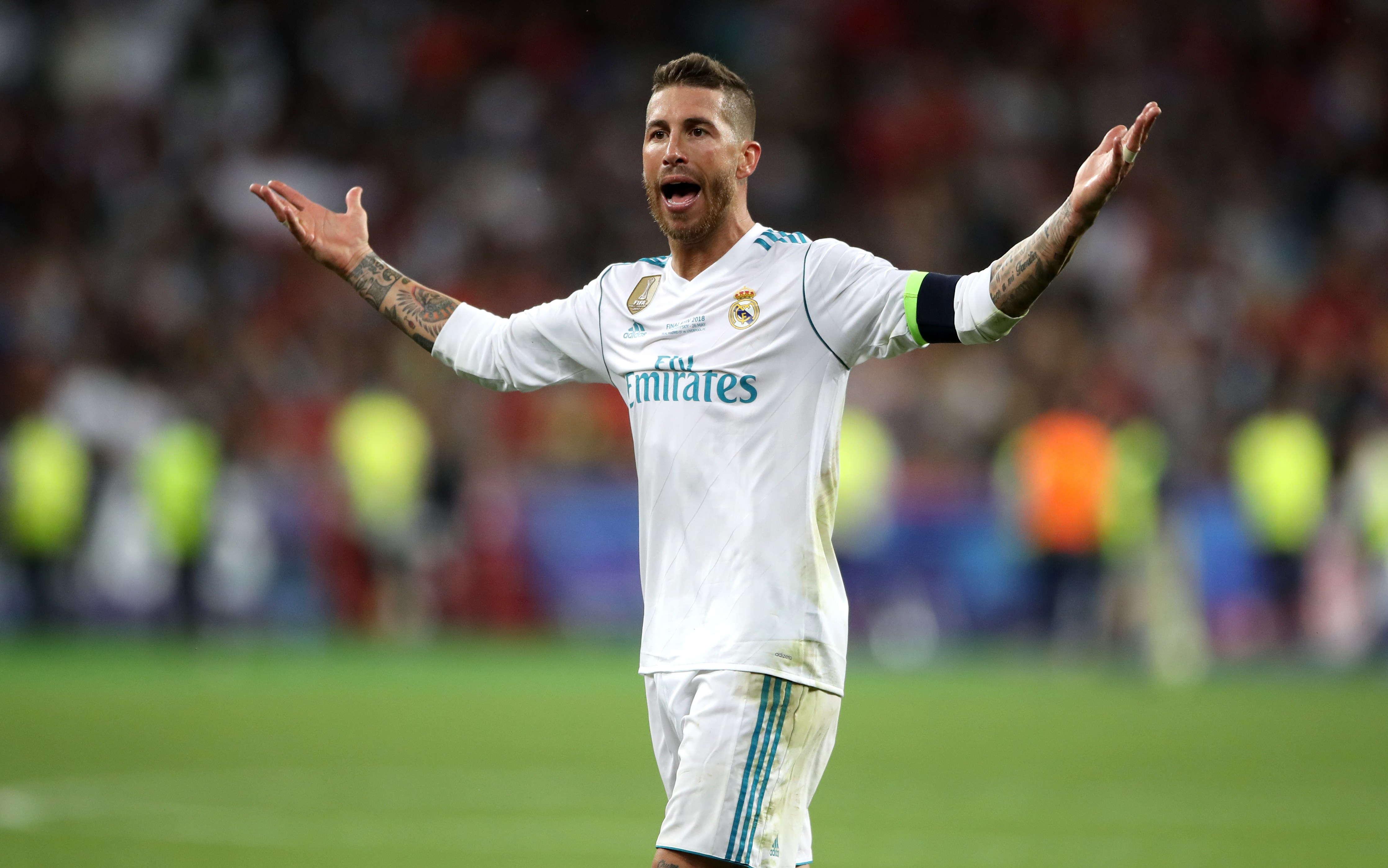 Ten Hag : Madrid Akan Rasakan Ketidakhadiran Ramos