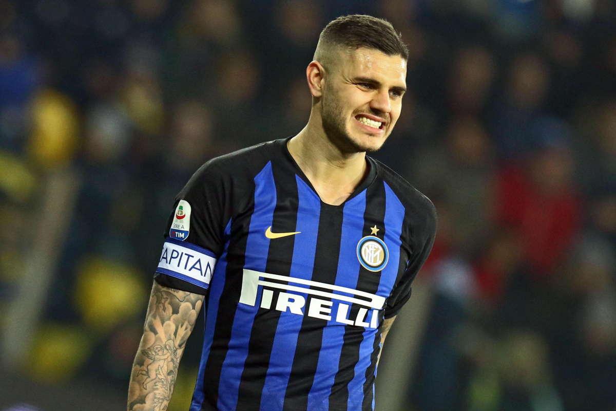 Marotta : Inter Tidak Menghukum Mauro Icardi