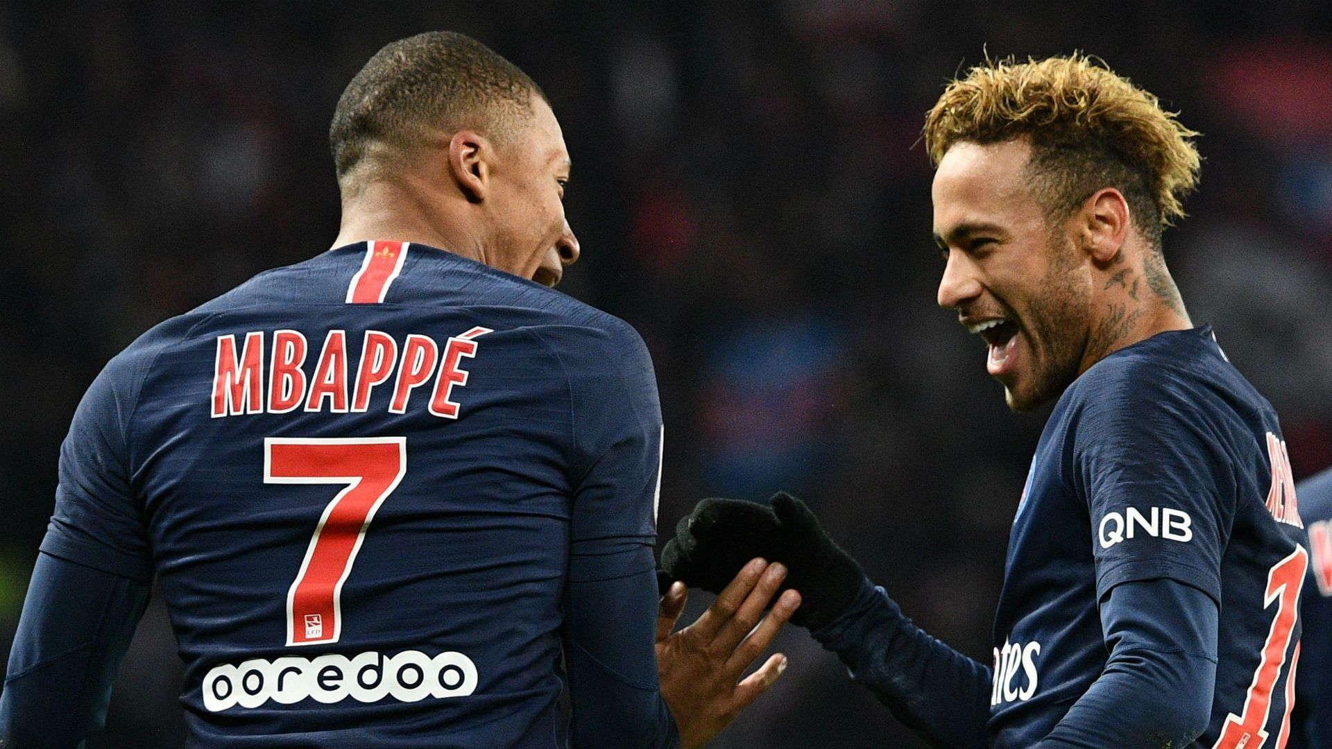 Neymar : Kylian Mbappe Adalah Sebuah Fenomena