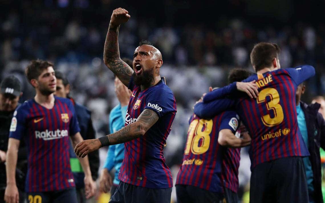 Valverde : Vidal Memainkan Permainan Yang Hebat