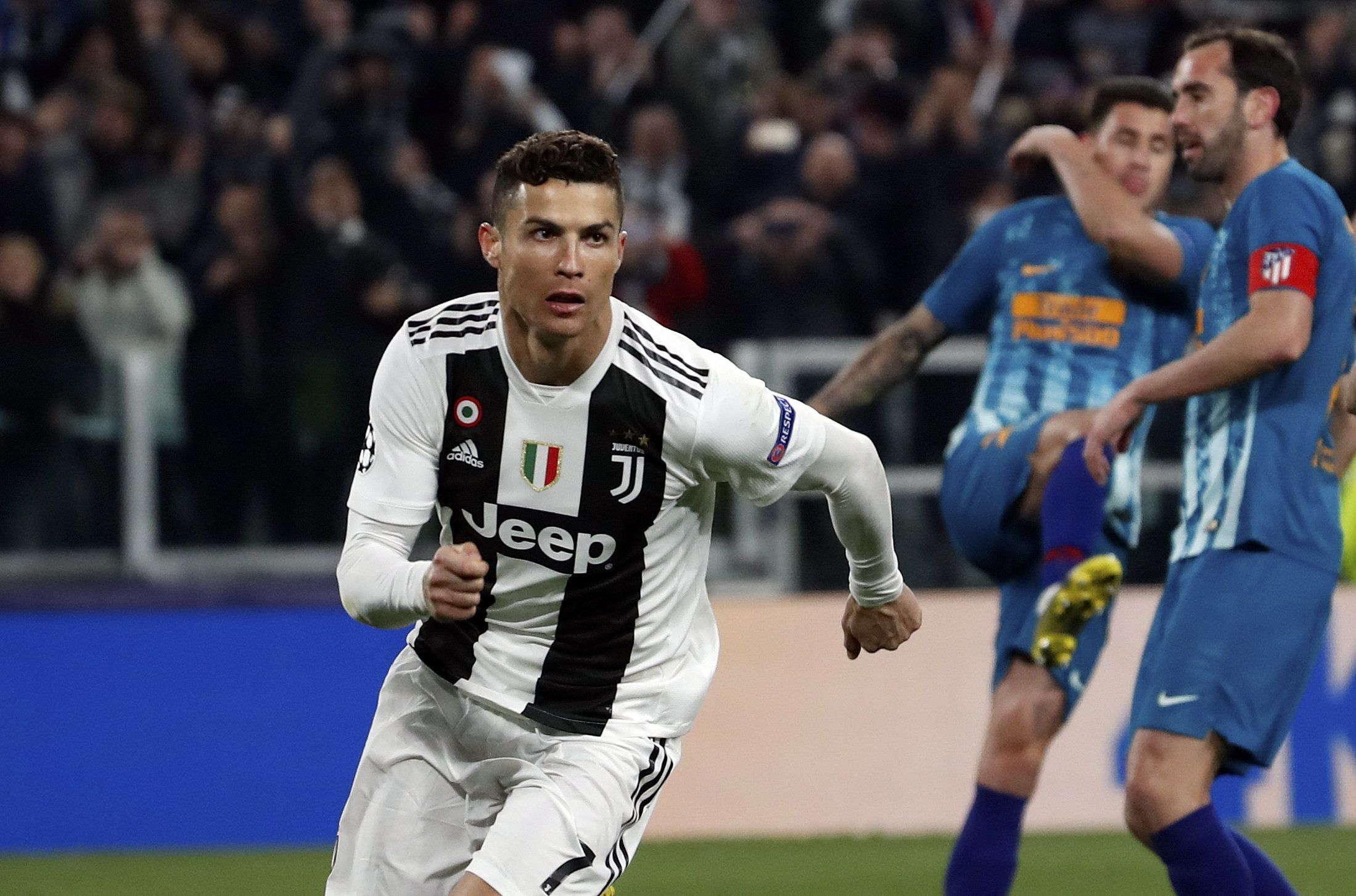 Emre Can : Ronaldo Bebas Merayakan Golnya
