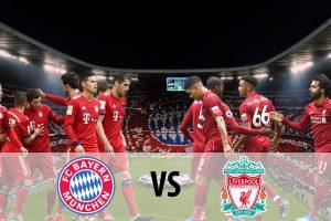 Hasil Pertandingan Bayern Munich VS Liverpool