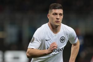 United Ingin Datangkan Luka Jovic