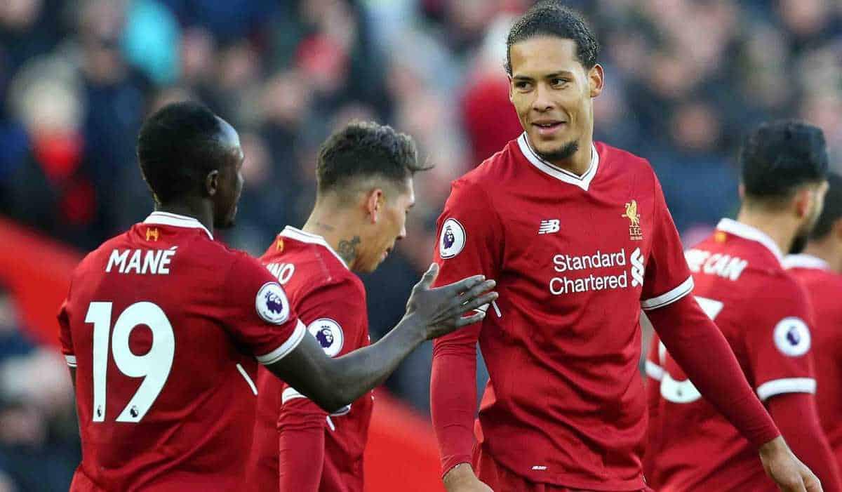 Charlie : Mane dan Virgil Penting Untuk Liverpool