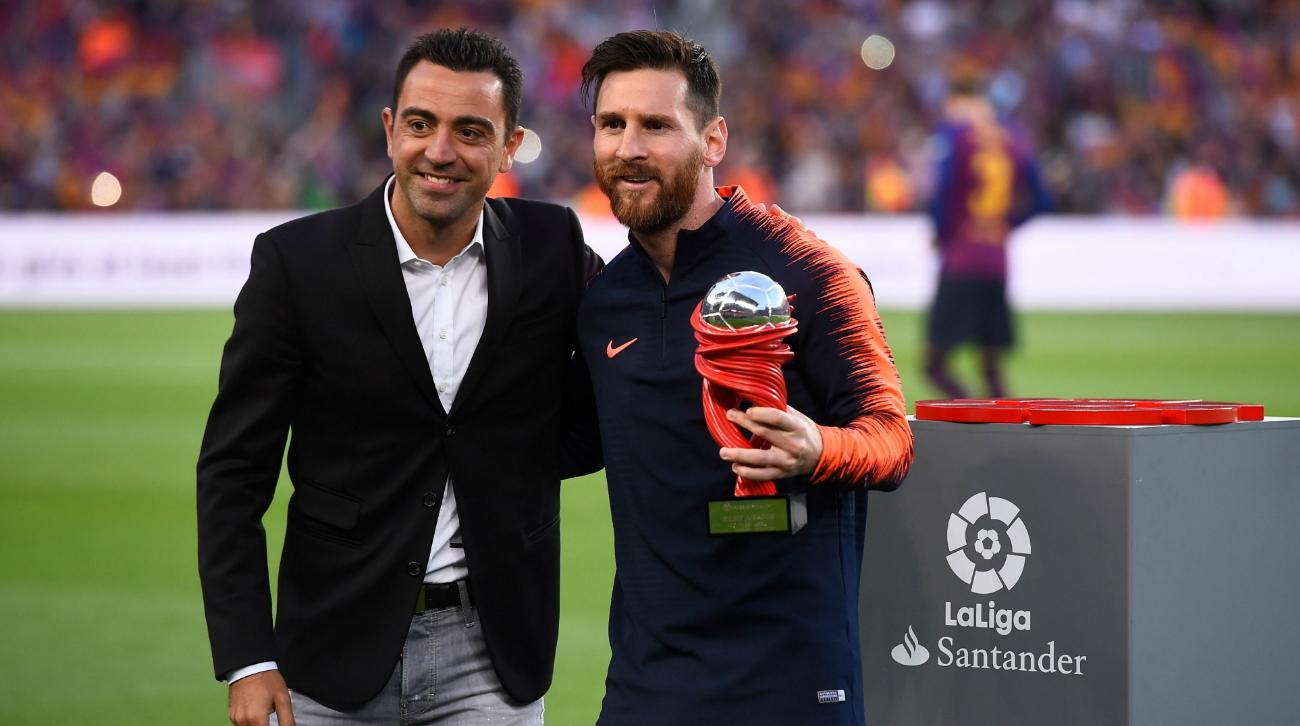 Xavi : Messi Pemain Terbaik Dalam Sejarah