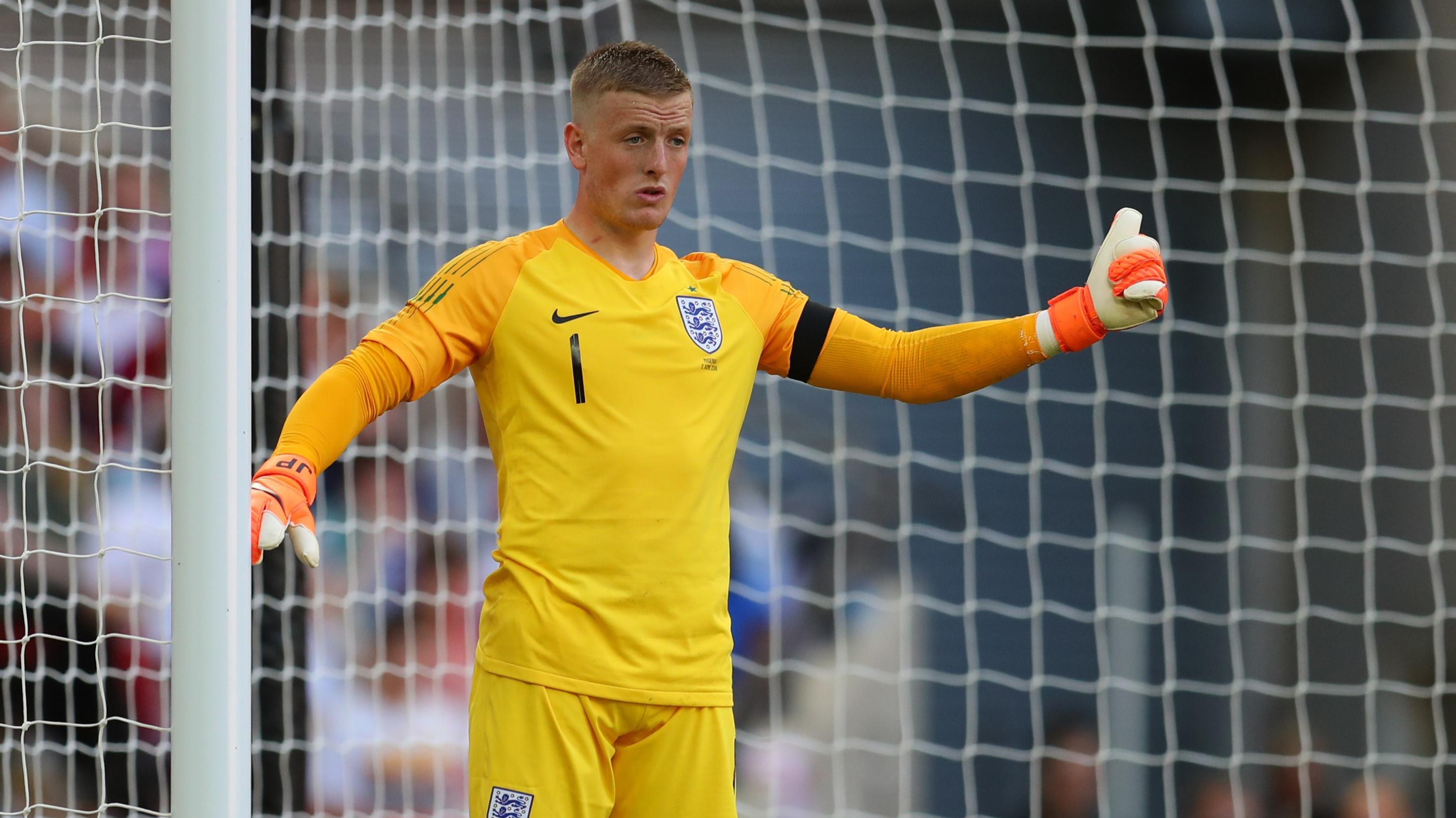 Silva : Pickford Akan Perkuat Timnas Inggris