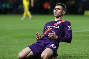 Foden Akan Bertahan di Manchester City