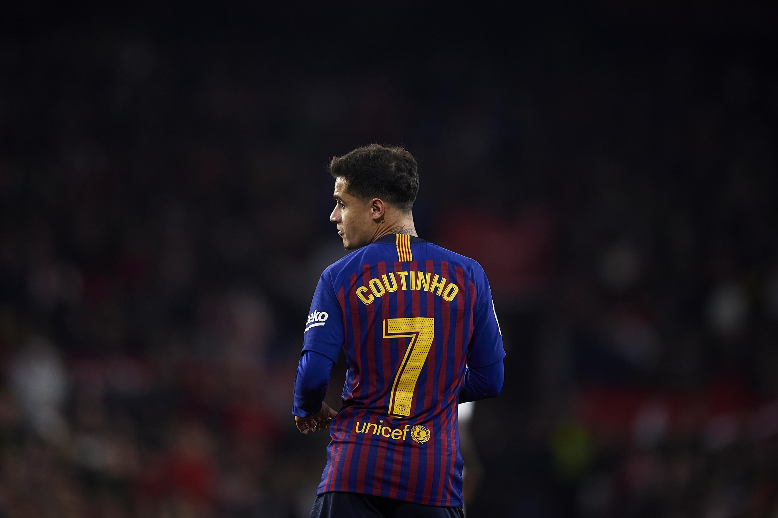 Phillipe Coutinho Terbuka Tinggalkan Barcelona