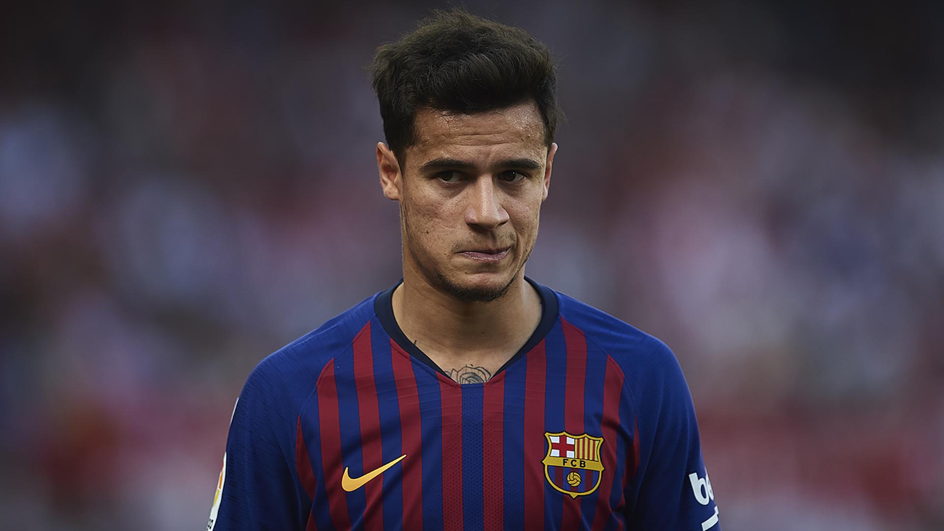 Coutinho Pertimbangkan Meninggalkan Barcelona