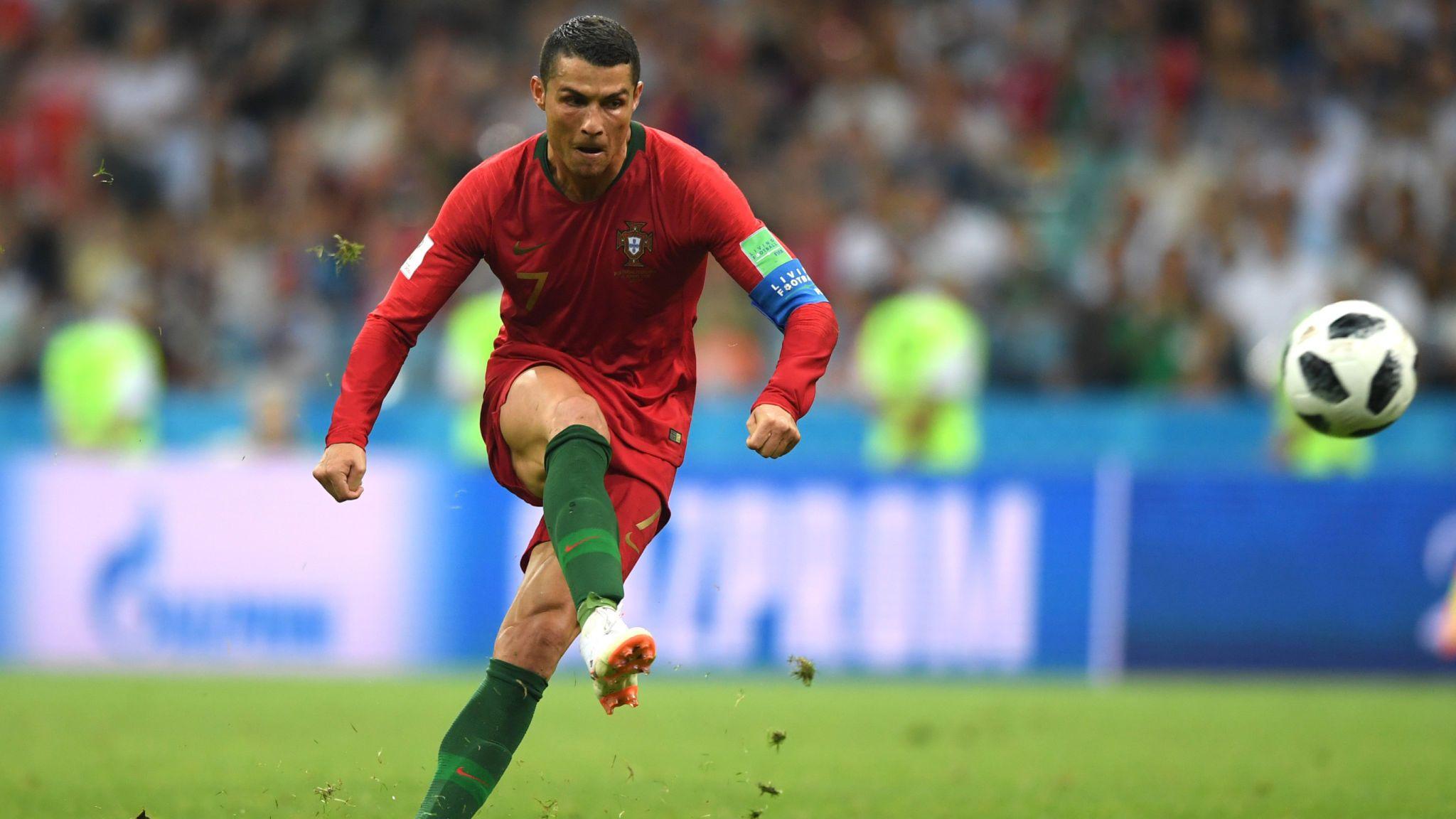 Timnas Portugal Panggil Cristiano Ronaldo