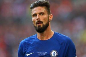 Deschamps : Giroud Butuh Waktu Lebih di Chelsea