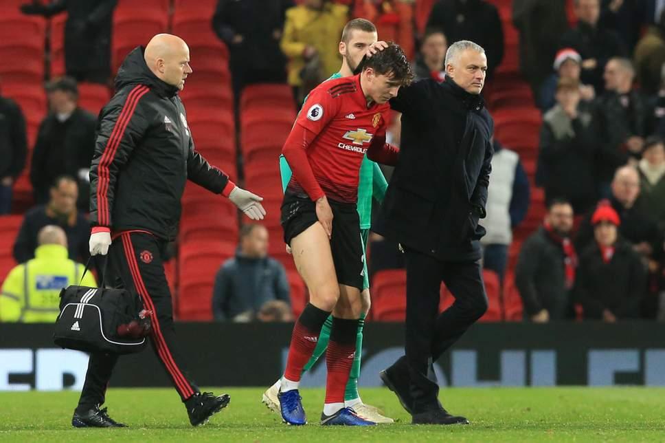 Lindelof Akui Tak Dendam Dengan Jose Mourinho