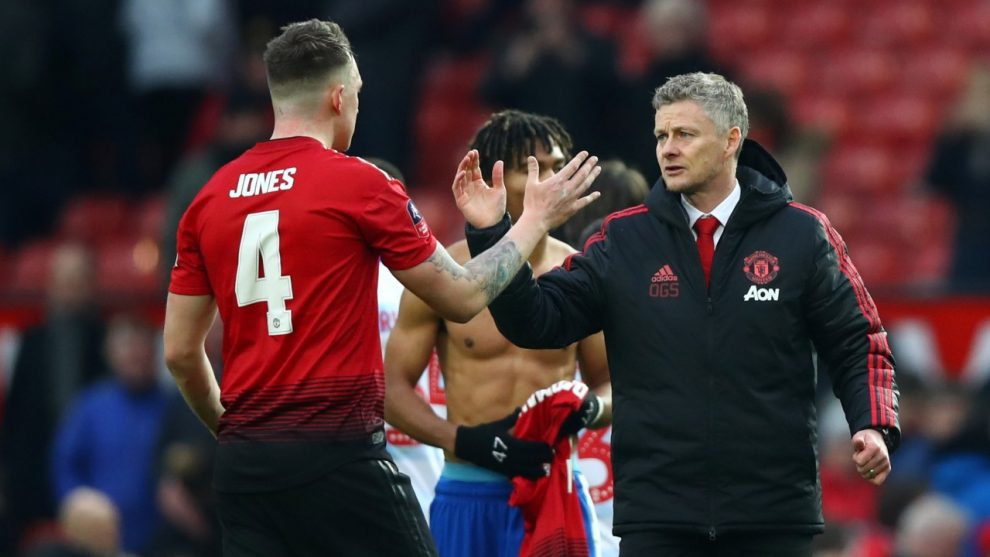 Jones Puji Dampak Solskjaer di United