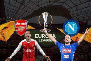 Hasil Pertandingan Arsenal vs Napoli