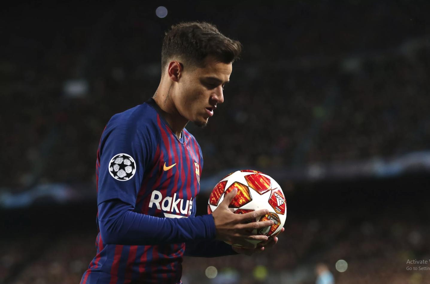 Coutinho : Saya Senang Berada Di Barcelona