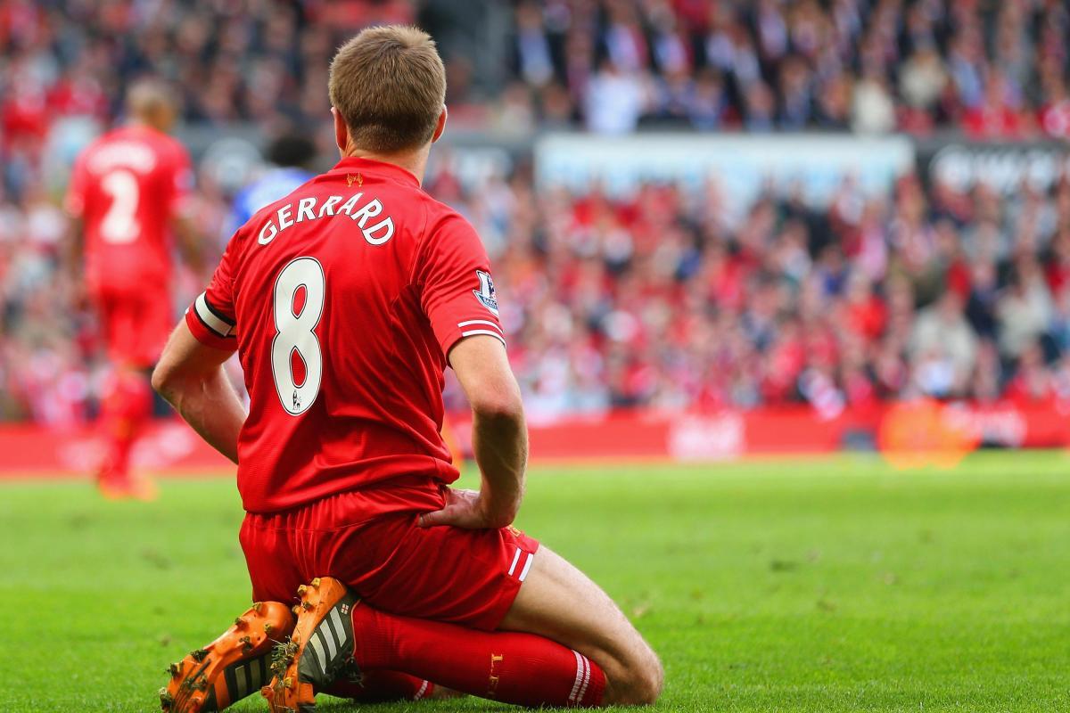 Demba Ba Ledek Kesalahan Steven Gerrard