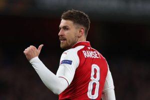 Emery Senang Ramsey Masih Membantu Arsenal