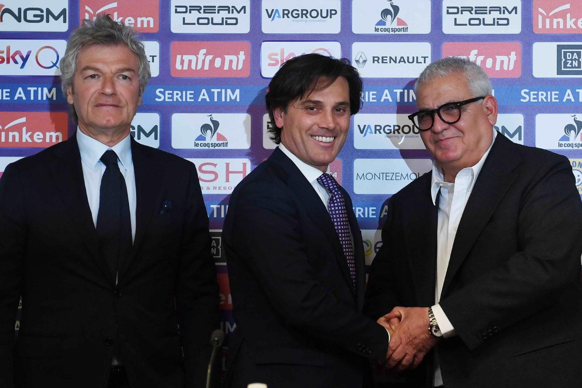 Rossi : Montella Manajer Yang Bagus Untuk Fiorentina