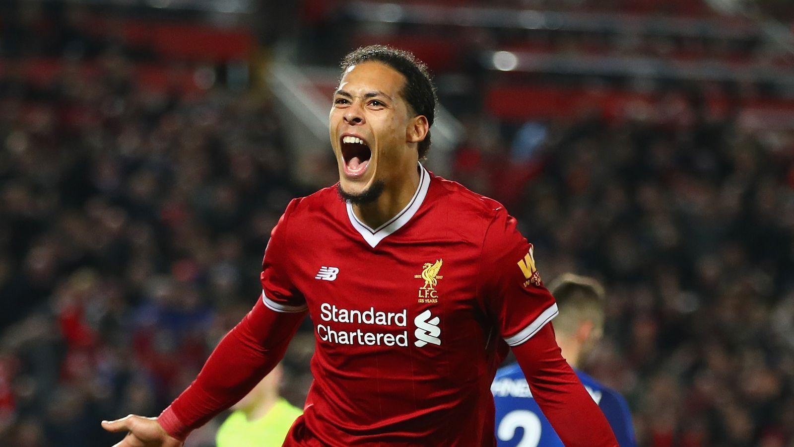 Virgil van Dijk Kembali BerlatihDengan Liverpool