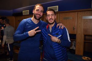 Higuain : Sulit Untuk Chelsea Pertahankan Hazard