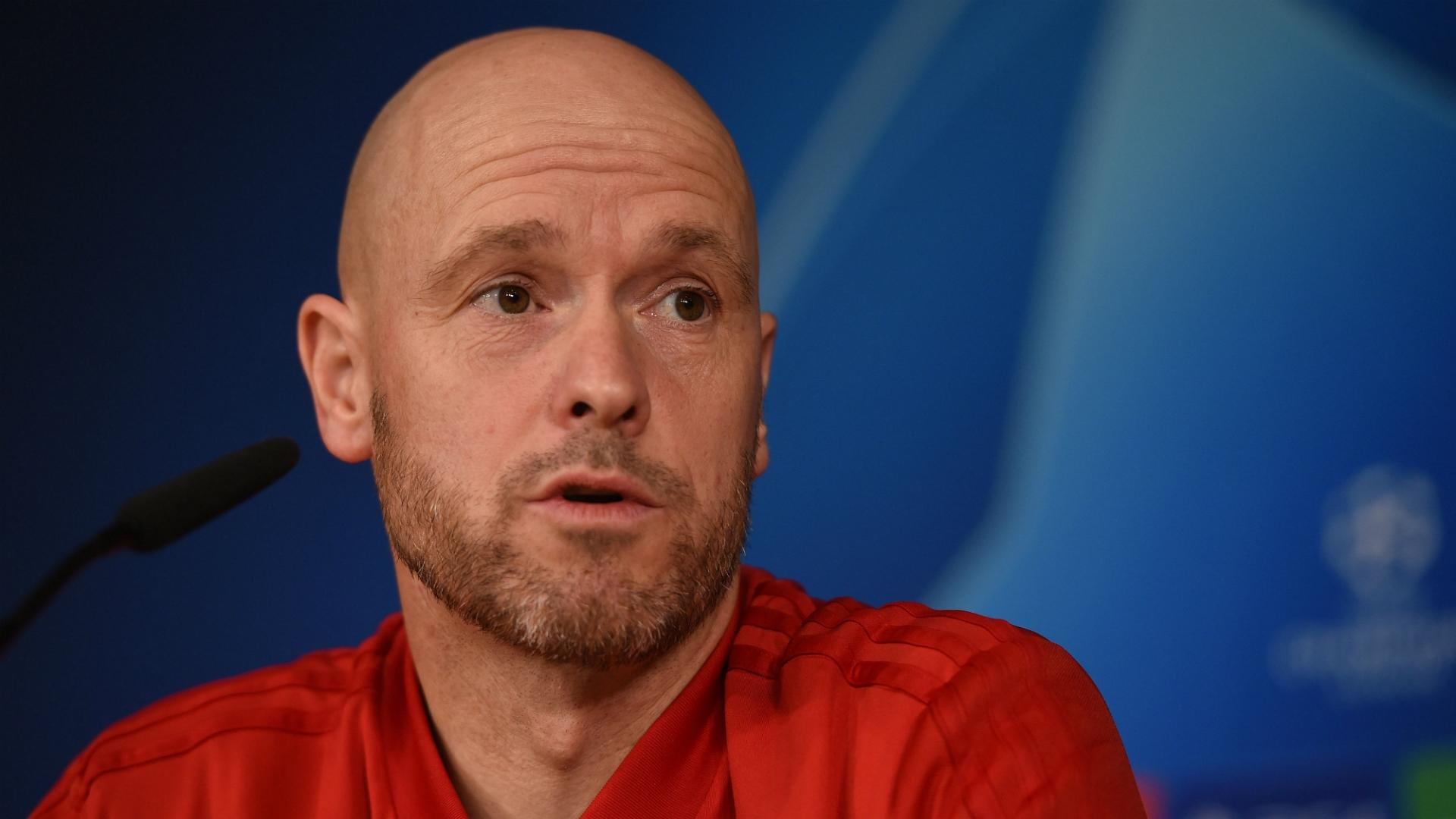 Ten Hag Yakin Ajax Bisa Kalahkan Juventus